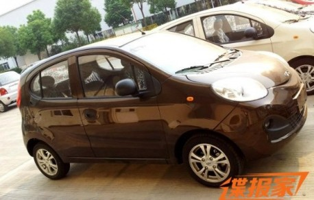 Production of the Chery QQ5 will start on January 9