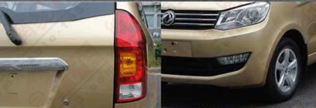 Spy Shots: new Dongfeng mini-MPV is Naked in China