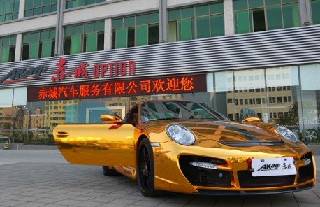 porsche-911-gold-china-3