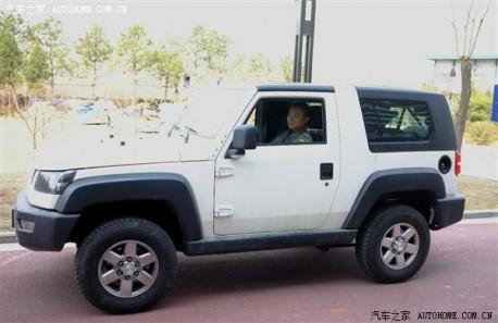 Beijing Auto B40 will get a 2.0 Turbo
