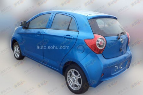 Brilliance H120 will debut on the 2013 Shanghai Auto Show