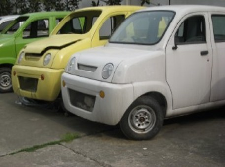 China Car History: the cheap Chery Quart Q11