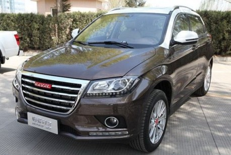Haval H2 to debut on the 2013 Shanghai Auto Show