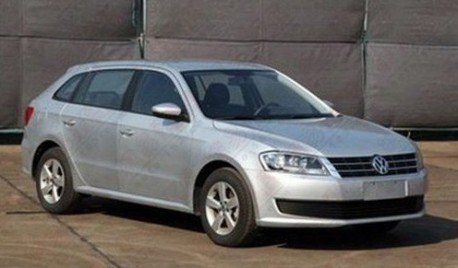 Volkswagen Lavida Variant leaks out, a bit, before the Shanghai Auto Show