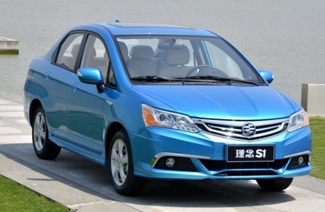 Facelifted Guangzhou-Honda Everus S1 will hit the China car market on May 27