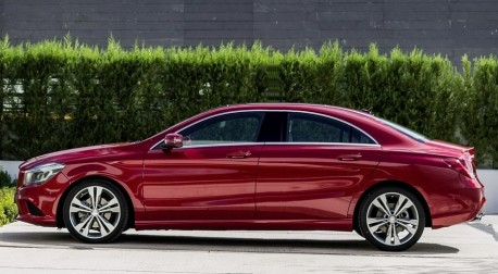 Mercedes-Benz working on long-wheelbase CLA for China