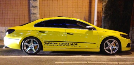 volkswagen-passat-yellow-china-2