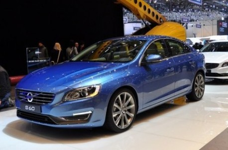 Production of the Volvo S60L has started in China