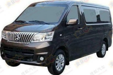 Spy Shots: Chang'an G101 mini MPV is Naked in China