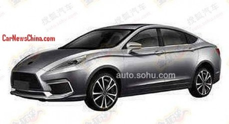 New car brand in China: Jiangsu Golden Lake Continental Automobile