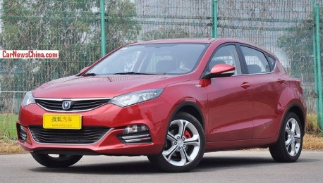 Chang'an Eado XT hits the China car market
