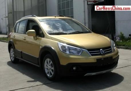 Venucia R50X will hit the China car market in November