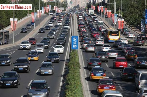 Beijing considering congestion tolls to curb air pollution