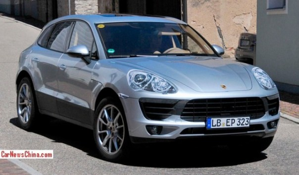 Porsche Macan and Cayenne to be made in China (?)