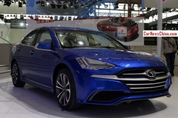 SouEast developing mid-size sedan and compact SUV