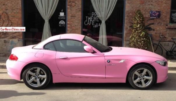 bmw-z4-pink-china-2