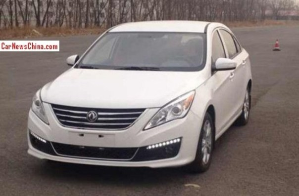 Dongfeng Fengxing Jingyi S50 is Ready for the 2014 Beijing Auto Show
