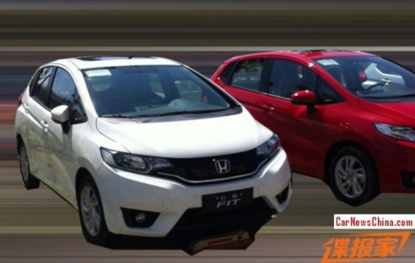 2015 Honda Fit is Ready for the Beijing Auto Show