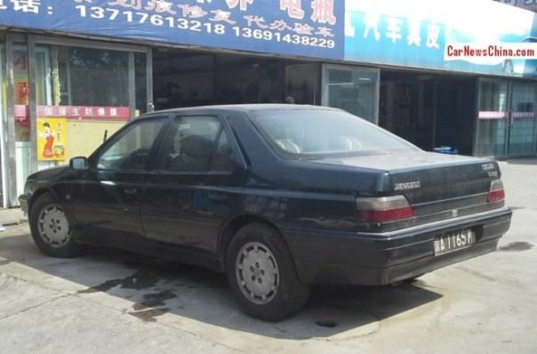 peugeot-605-china-2