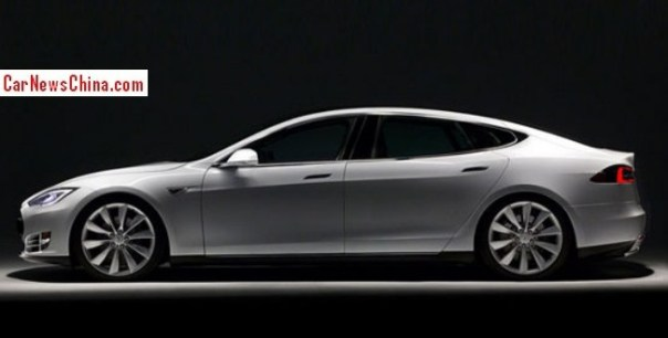 Tesla Model S is going long-wheelbase for the Chinese car market