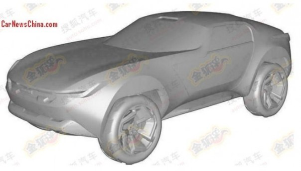 Spy Shots: Haval goes rally fighting with new concept car