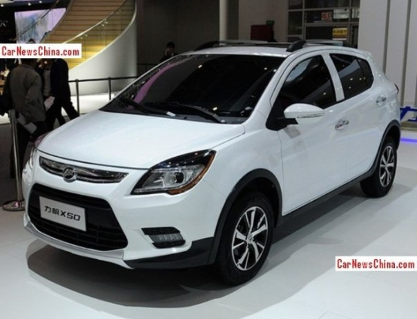 Lifan X50 will hit the China car market in September