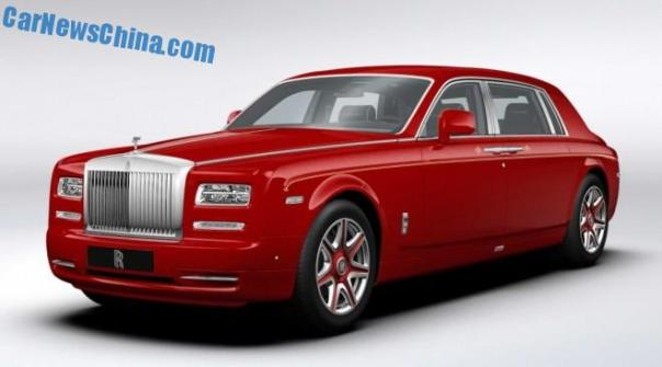 Hong Kong billionaire entrepreneur buys 30 bespoke Rolls-Royces
