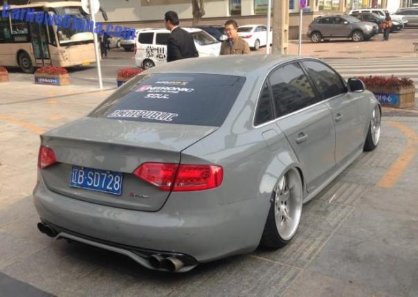 audi-a4-lowrider-china-1