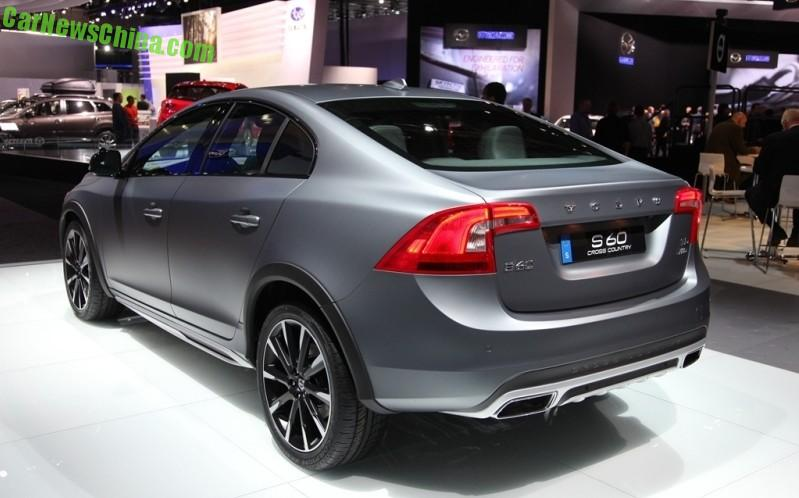 Volvo S60 Cross Country L 3