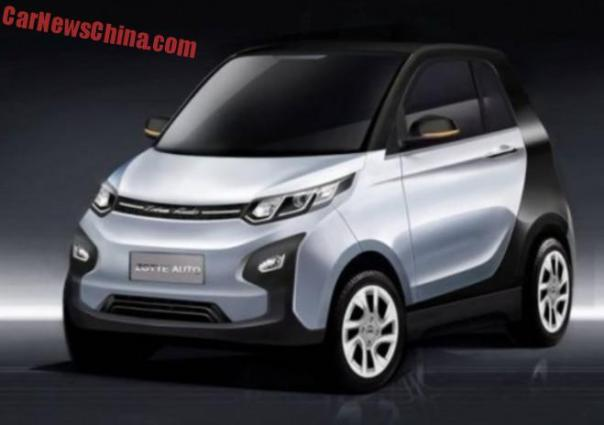 Zotye Auto is going Smart & Tesla with new EV for the Shanghai Auto Show