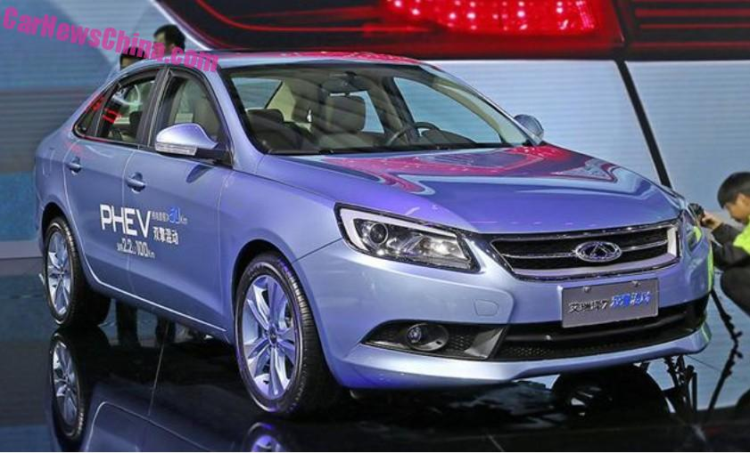 new car launches in early 2015Chery Arrizo 7 hybrid to launch in China in early 2016