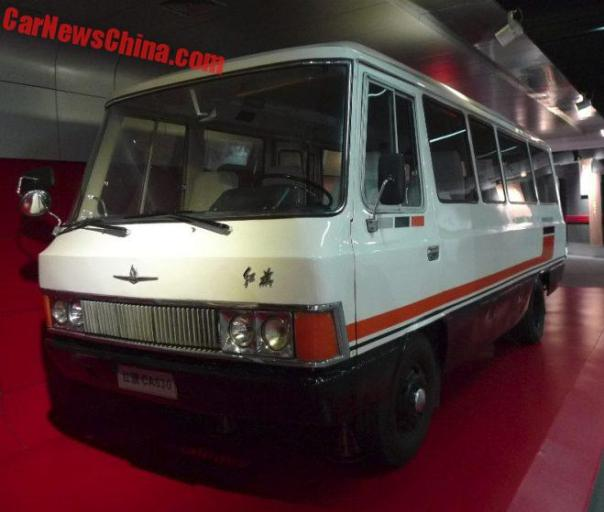 Visit To The Hongqi Factory Museum In Changchun, China. Part 2