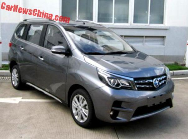 Venucia Goes MPV With The New M50V
