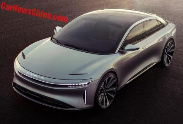 1000HP Lucid Air Is Going To Kill Tesla But Only In 2018