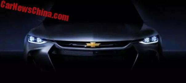 Chevrolet Teases The FNR-X Concept For The Shanghai Auto Show