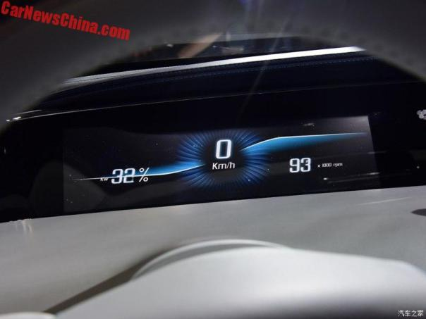 Hybrid Kinetic K550