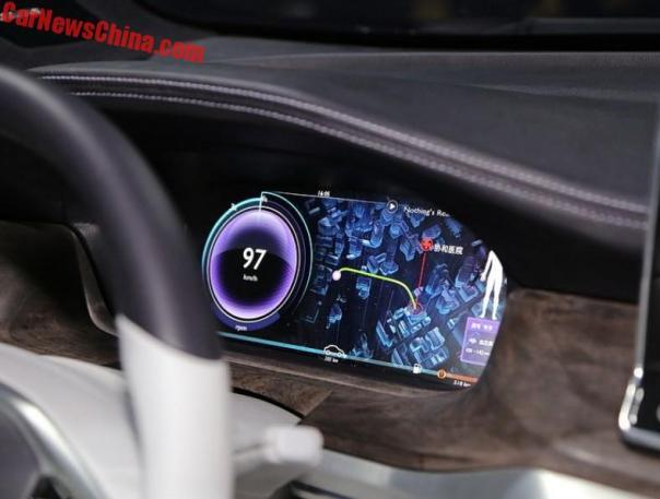Beijing Auto Senova OFFspace D70 Concept