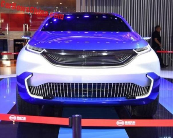 SWM Eroe Electric SUV