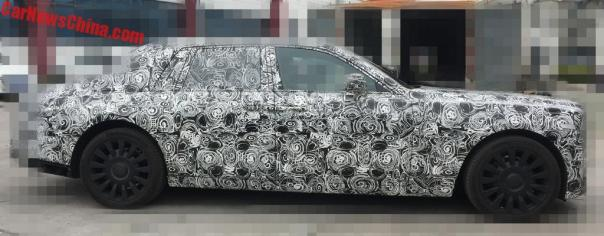 2019 Rolls-Royce Phantom