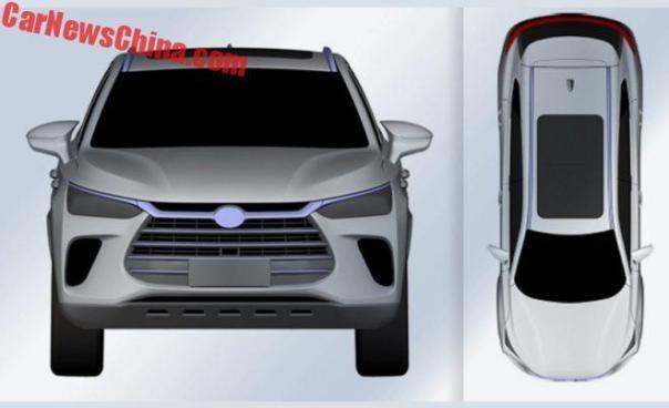 BYD Tang SUV