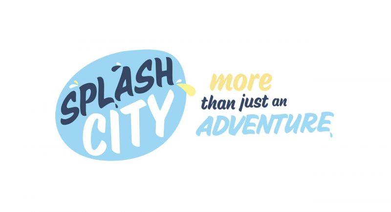 Splash City Logo More than just an adventure