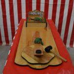 Frog Hop Carnival Game