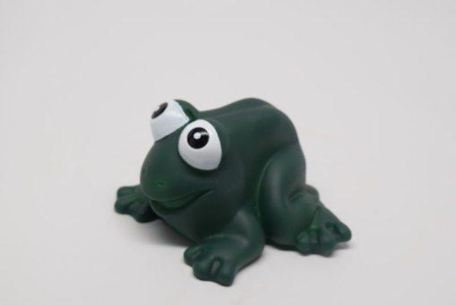Green Vinyl Frog