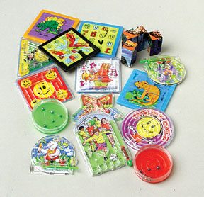 Puzzle Assortment Bulk Carnival Prize