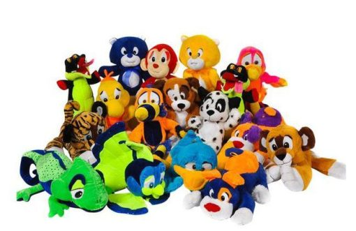 Plush Animal Assortment