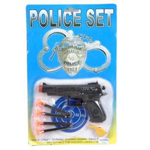 Police Set Carnival Prize