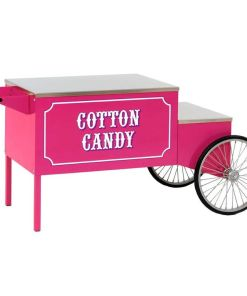 Large Cotton Candy Cart
