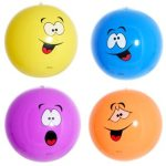 Silly Face Inflate Carnival Prize