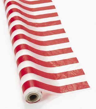 Carnival Table Cloth Roll Carnival Supplies