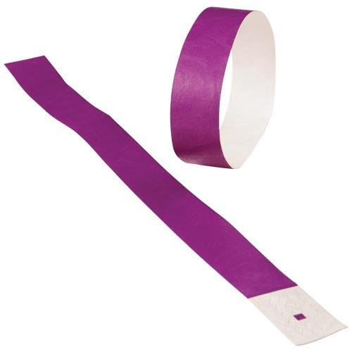 Wrist Band Purple
